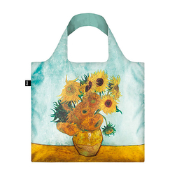 """Vase with Sunflowers"" Tote Bag"
