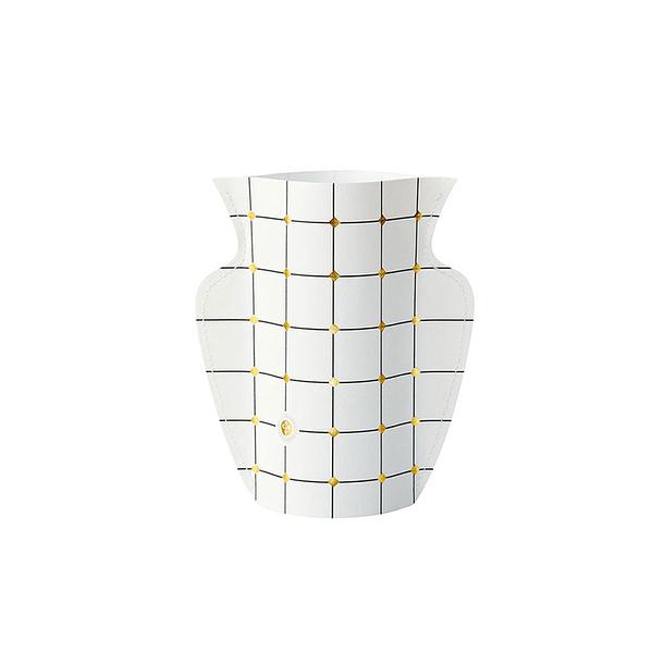 papier cache Cache vase en papier Lido