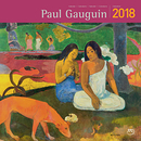 Paul Gauguin 2018 Calendar