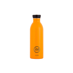 Gourde en inox 24Bottles Urban Bottle - Orange