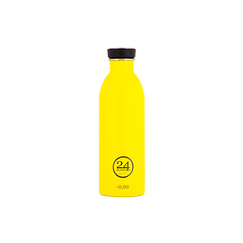 Gourde en inox 24Bottles Urban Bottle - Taxi yellow