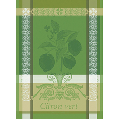 Towel Green lemon
