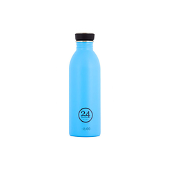 Stainless flask 24Bottles Urban Bottle - Lagoon blue