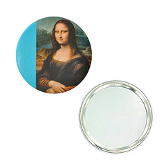 Monna Lisa Pocket mirror