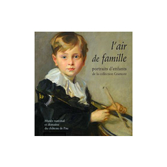 L'air de famille - Portraits d'enfants de la collection Gramont