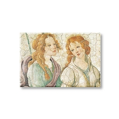 Botticelli Venus and the Graces Magnet