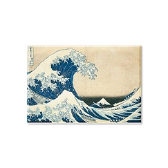 "Hokusai ""The Great Wave off Kanagawa"" Magnet"