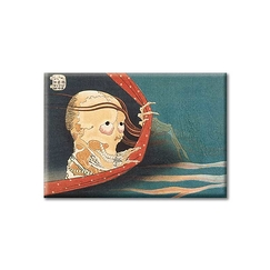 "Hokusai ""The Ghost Kohada Koheiji"" - Magnet"