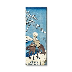 "Hokusai ""The Chinese poet Su Dongpo"" Magnet"