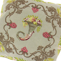 """Joséphine"" Cushion cover"