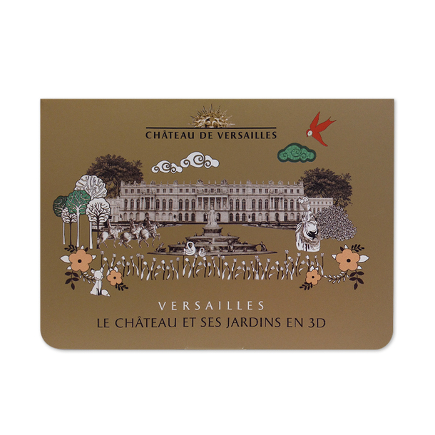 3D Color box - Versailles