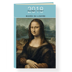 Diary 2018 - Louvre Museum