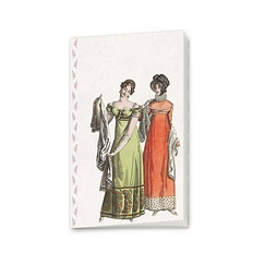Fashion under the Empire - Small notebook