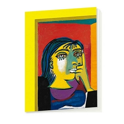 Portrait of Dora Maar Notebook