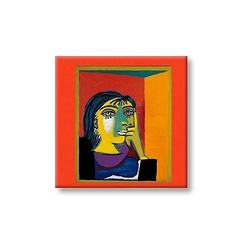 Portrait of Dora Maar Magnet