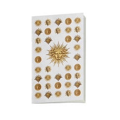 Emblems of Versailles Small Notebook