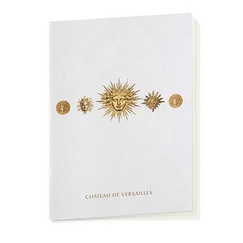 Emblems of Versailles Notebook