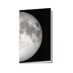 Moon - Small notebook