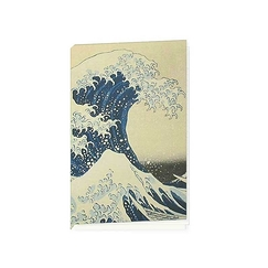"Carnet - Hokusai ""La Vague"""