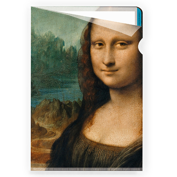 Monna Lisa Clear file - A4