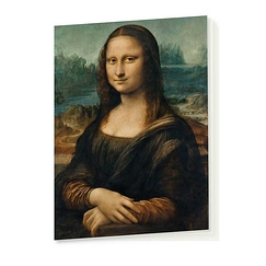 Monna Lisa Notebook