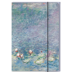 "Monet ""Waterlilies"" - Folder"
