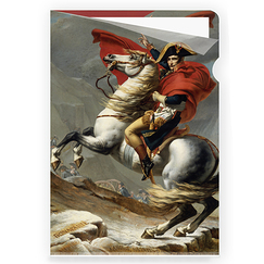 Napoleon Clear file A4