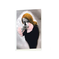 """Niki de Saint Phalle taking aim"" Notebook"