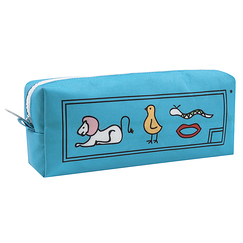 Hieroglyphs Pencil case
