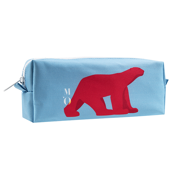 """Pompon - Polar Bear"" Pencil case"
