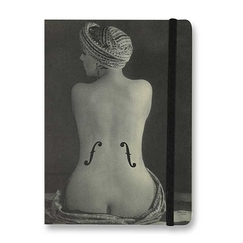 "Man Ray ""Violon d'Ingres"" - Notebook"