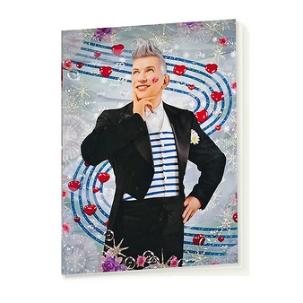 Jean Paul Gaultier - Notebook
