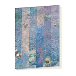 "Monet ""Waterlilies"" - Notebook"