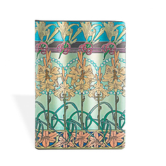 Notebook Mucha - Tiger Lily Midi