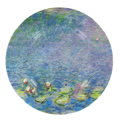 Water Lilies plate