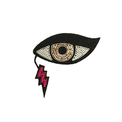 Magic eye Brooch - Macon & Lesquoy