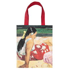 Gauguin Tote bag - Tahitian Women