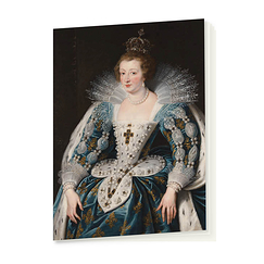 "Rubens ""Anna of Austria"" - Notebook"