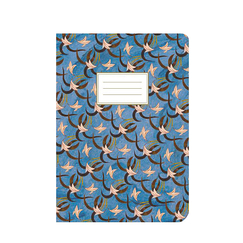 "Gauguin ""White flowers"" - Small Notebook"