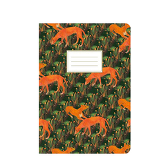 "Gauguin ""Dogs"" - Small Notebook"