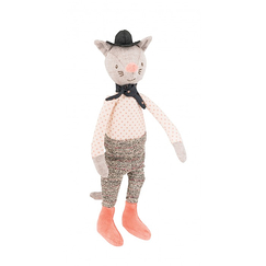 Mini cat doll The gallant