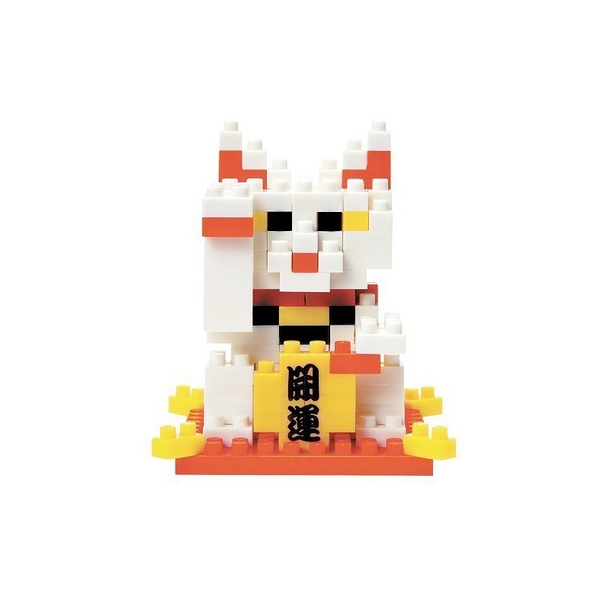 Fortune cat - Maneki Neko Nanoblock®
