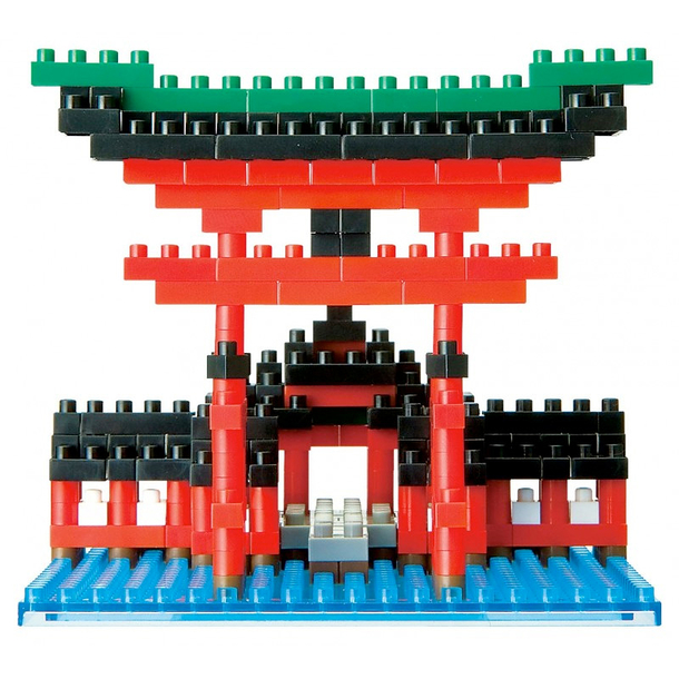 Itsukushima shrine - Nanoblock®
