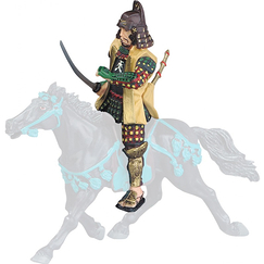 Figurine The samurai shogun