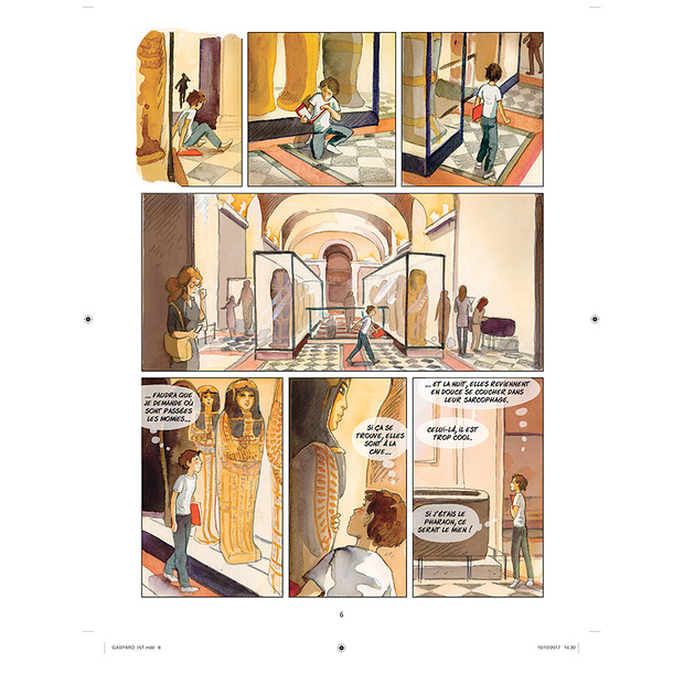 gaspard et la mal diction du prince fant me boutiques de mus es. Black Bedroom Furniture Sets. Home Design Ideas