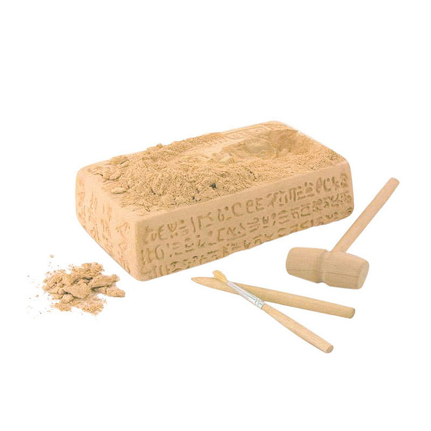 Egyptian mummy Archeology kit