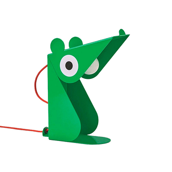 Lamp Green mouse