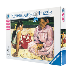 Puzzle 1000 pieces - Tahitian Women
