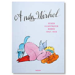 Andy Warhol. Seven Illustrated Books 1952-1959 - Taschen