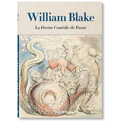 William Blake. La Divine Comédie de Dante